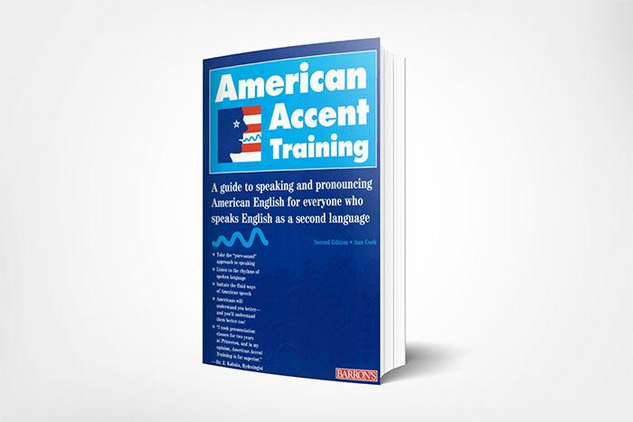 Sách dạy phát âm tiếng Anh: American Accent Training