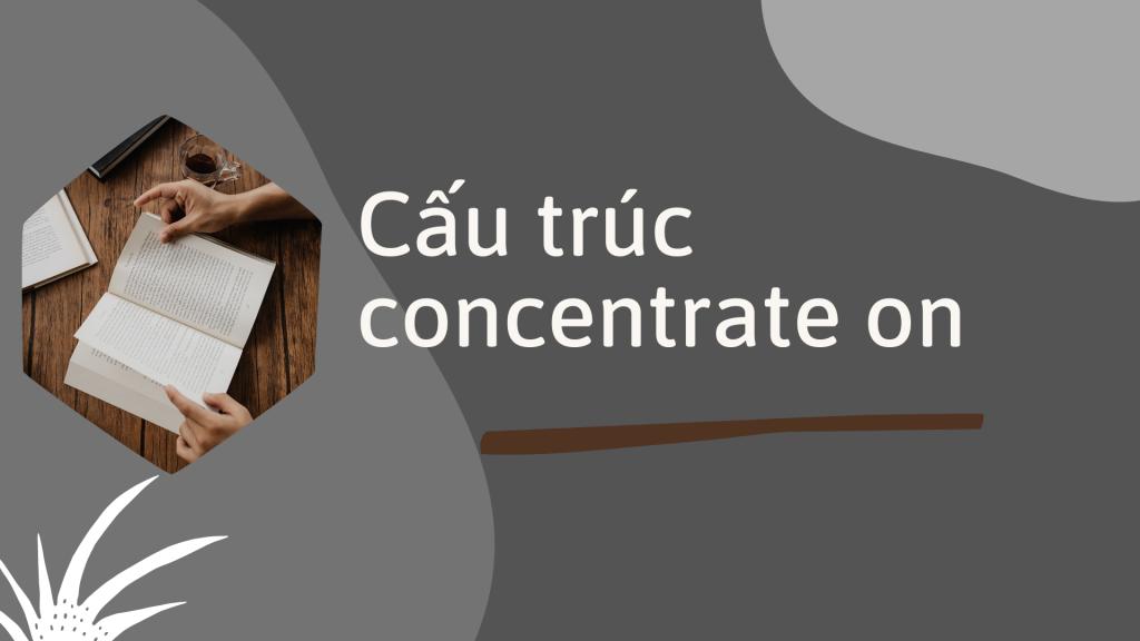 Cấu trúc concentrate on