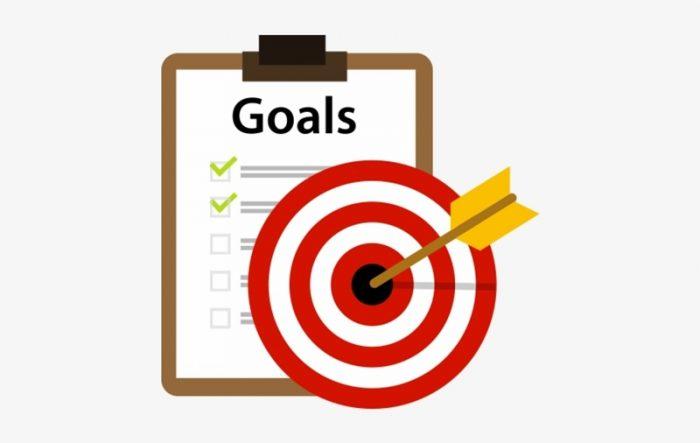 Đặt mục tiêu trong việc lập kế hoạch học tiếng Anh mỗi ngày