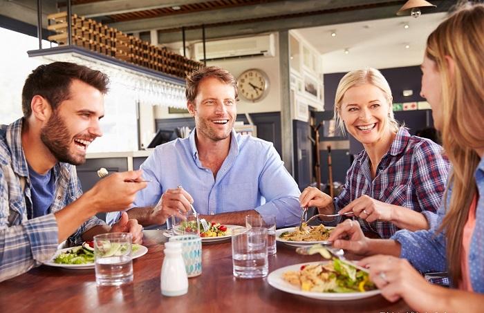 Tổng hợp những đoạn hội thoại tiếng anh về ăn uống