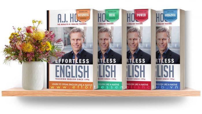 Sách dạy phát âm tiếng Anh: Effortless English