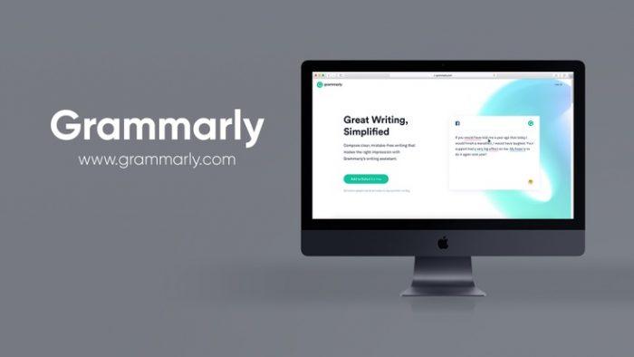 Phần mềm tìm lỗi sai Grammarly.com