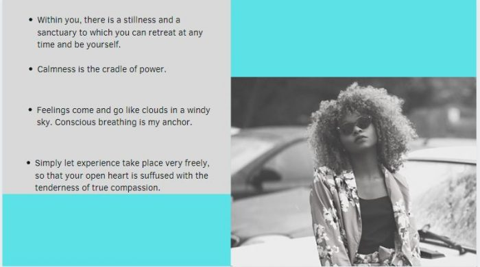 Những câu nói tự an ủi bằng tiếng Anh hay nhất