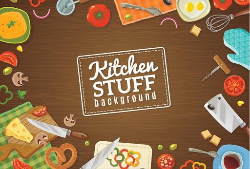 Từ vựng tiếng Anh về đồ dùng trong nhà bếp