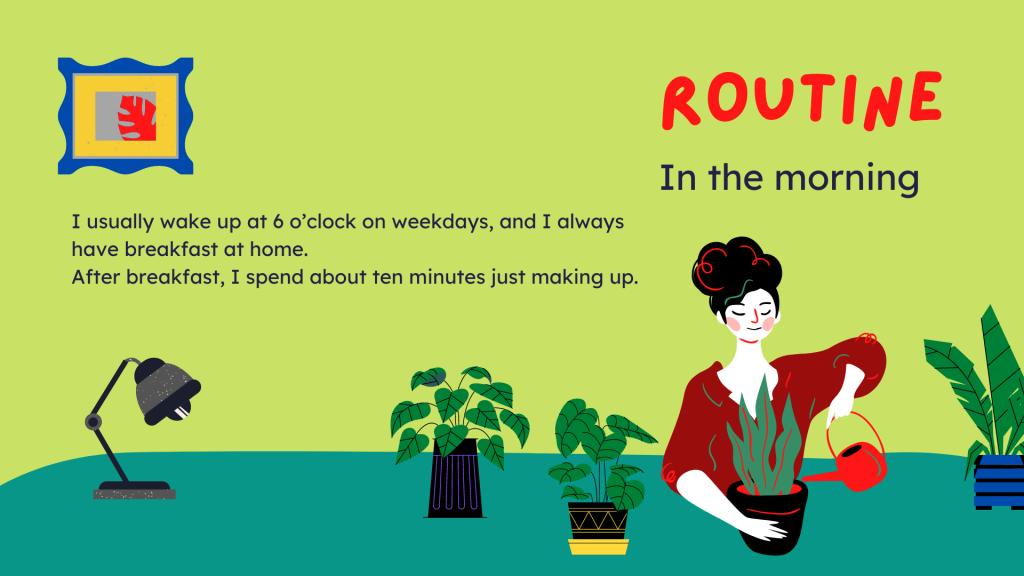 Từ vựng thường dùng để viết về thói quen hàng ngày bằng tiếng Anh