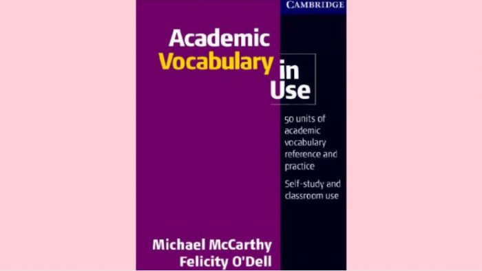 Sách Academic Vocabulary in use for IELTS