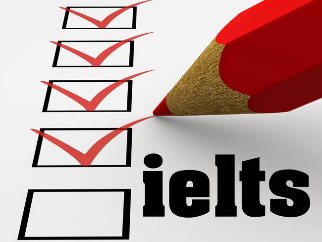 Chứng chỉ tiếng Anh IELTS
