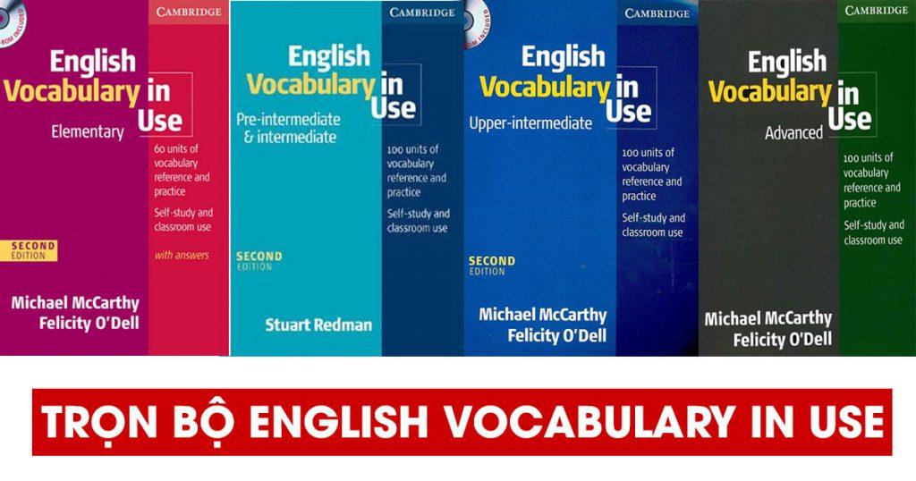 Trọn bộ English Vocabulary In Use