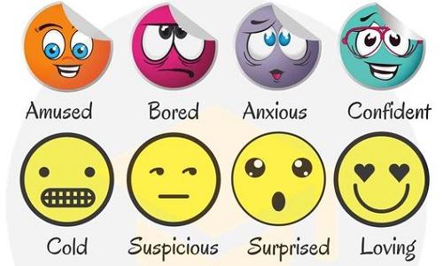 Học từ vựng tiếng Anh gắn liền với cảm xúc