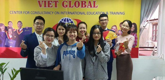 Việt Global chắp cánh cho hàng ngàn sinh viên Việt