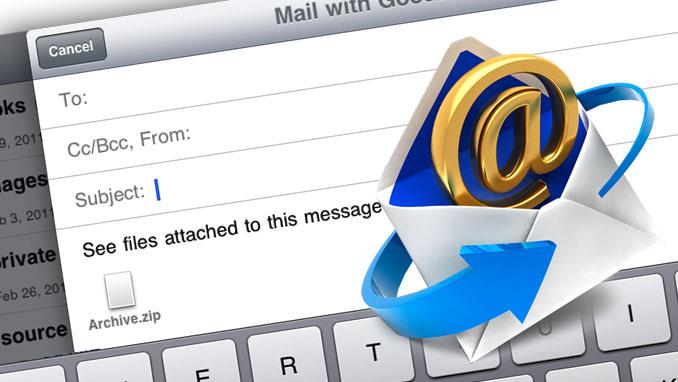 Cách viết email công việc