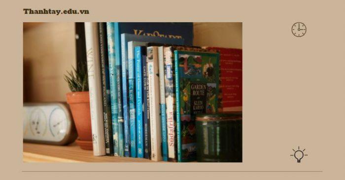 Đọc thật nhiều sách, tạp chí bằng tiếng Anh