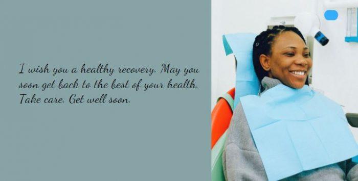 Lời chúc sức khỏe bằng tiếng Anh cho người ốm chóng lành bệnh