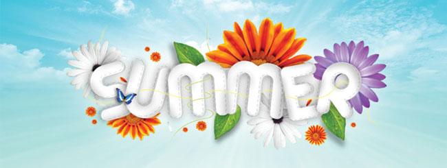 Mẫu bài viết về mùa hè bằng tiếng Anh