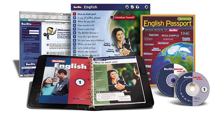 Phần mềm Berlitz English Premier