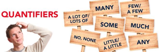 Cấu trúc và cách dùng các loại định lượng từ