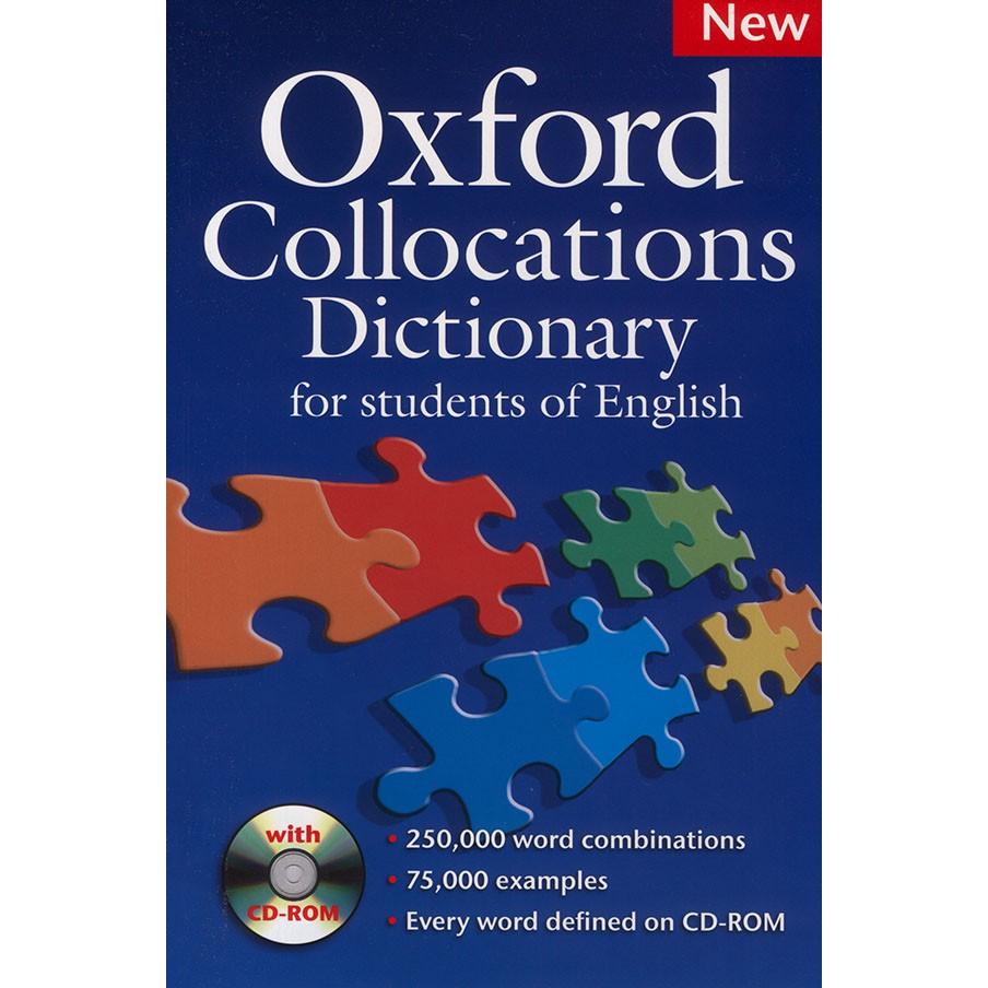 Giới thiệu từ điển Oxford Collocations Dictionary