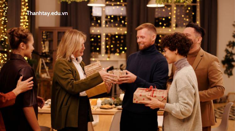 Lời chúc Giáng Sinh bằng tiếng Anh cho gia đình