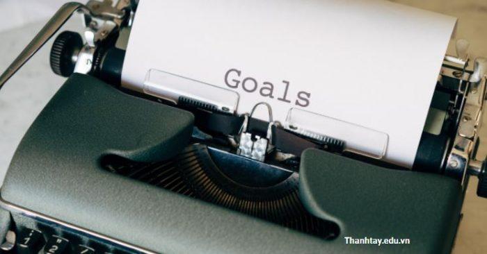 Mục tiêu ngắn hạn / dài hạn của bạn là gì?