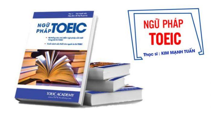 Sách Ngữ pháp TOEIC
