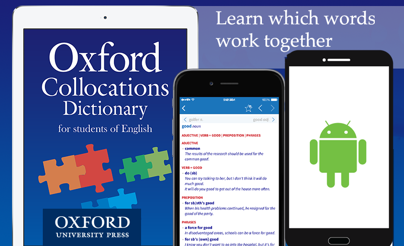 Tải full sách Oxford Collocations Dictionary miễn phí