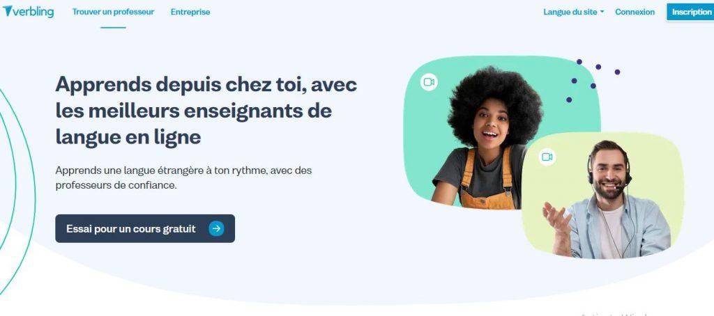 Verlbing.com - Website tự học Speaking miễn phí