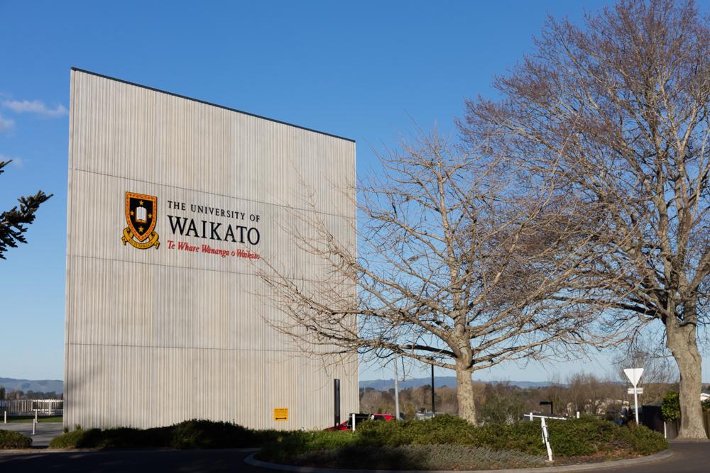 The University of Waikato